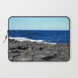 Gigant's Causeway. Antrim Coast. Northern Ireland Laptop Sleeve