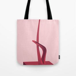 Futuristic Monuments Of Old Yugoslavia Tote Bag
