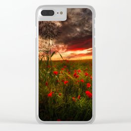 Remembrance Dream Clear iPhone Case
