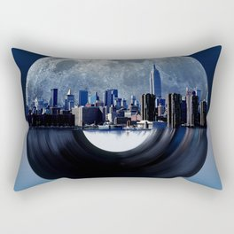 new york  city music 2 Rectangular Pillow