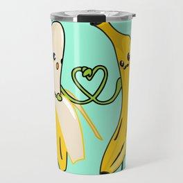 Love between men Travel Mug