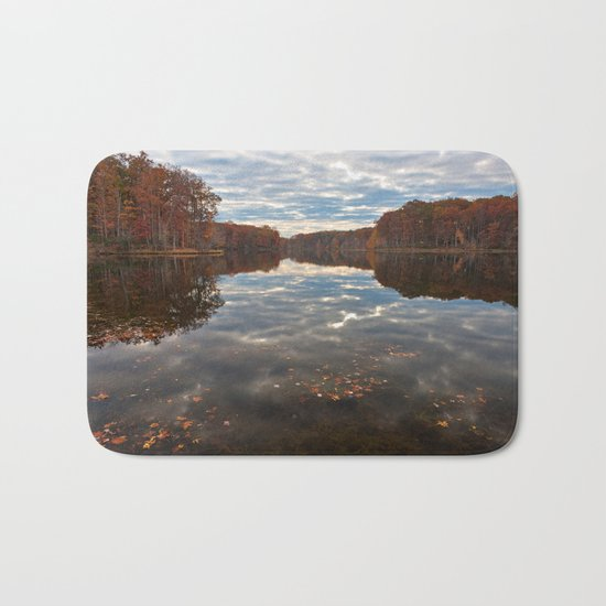 Seneca Fall Reflections Bath Mat