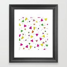 MIAMI LIVIN'  Framed Art Print