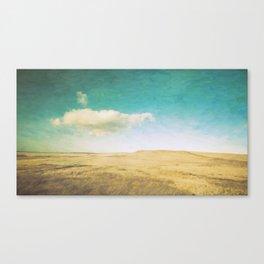 Vintaged Dream Canvas Print