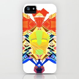 Gods of the Next World iPhone Case