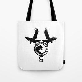 Raven - Fenrir Tote Bag