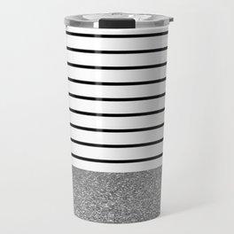 MaRINiera with silver Travel Mug