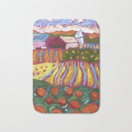 Iowa Barn Bath Mat