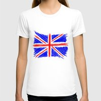 flag T-shirts featuring Flag by Svetlana Sewell