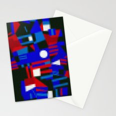 Lego: Abstract Stationery Cards
