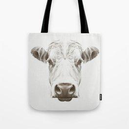 Cow Sym Tote Bag