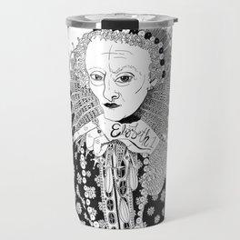 Elizabeth I Travel Mug