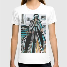Wizard of Time Travel T-shirt