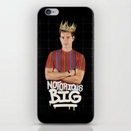 Notorious BIG iPhone Skin