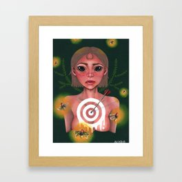 Open Season Framed Art Print