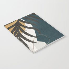 Abstract Tropical Art II Notebook