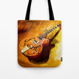 That Great Greeeetsch Sound Tote Bag