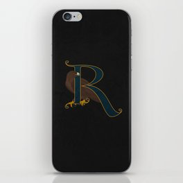 Of Wit & Learning iPhone Skin