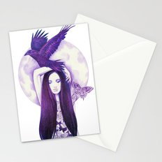 Before The Dawn Stationery Cards