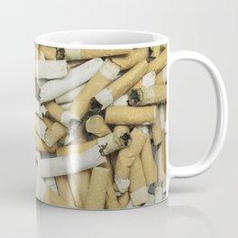 Cigarette butts dirty Coffee Mug
