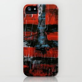 Never be blinded by reality iPhone Case