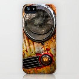 Rusty old Porsche iPhone Case