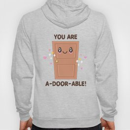 Wood You Be My Valentine? Hoody