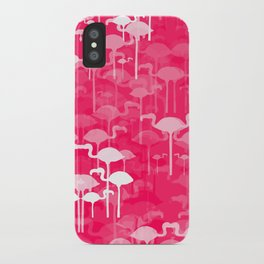 Flamingo land flip repeat, new colorway 5 iPhone Case
