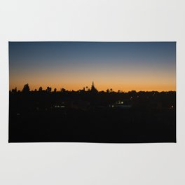 Sunset Portugal Rug