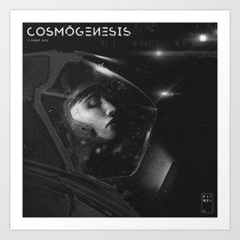 dead_astronaut Art Print