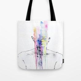 Man Art Tote Bag