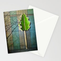 The Modernist Tree Stationery Cards