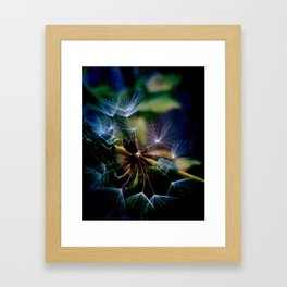 Without Flinching Framed Art Print
