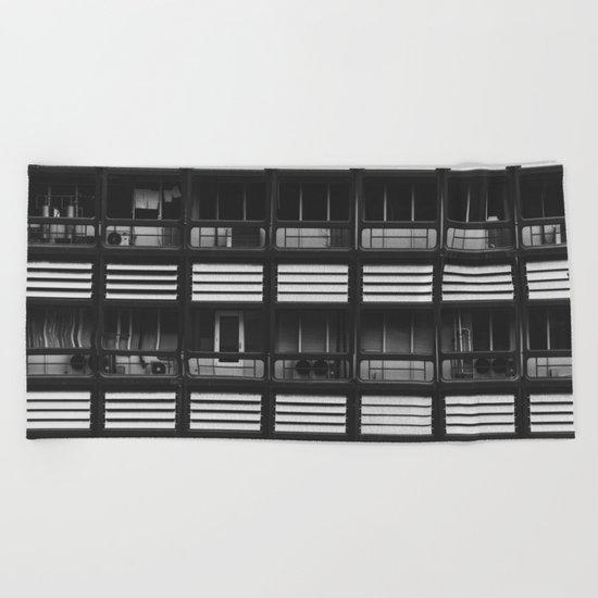 Porches Beach Towel