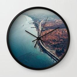 Above Amathus Wall Clock