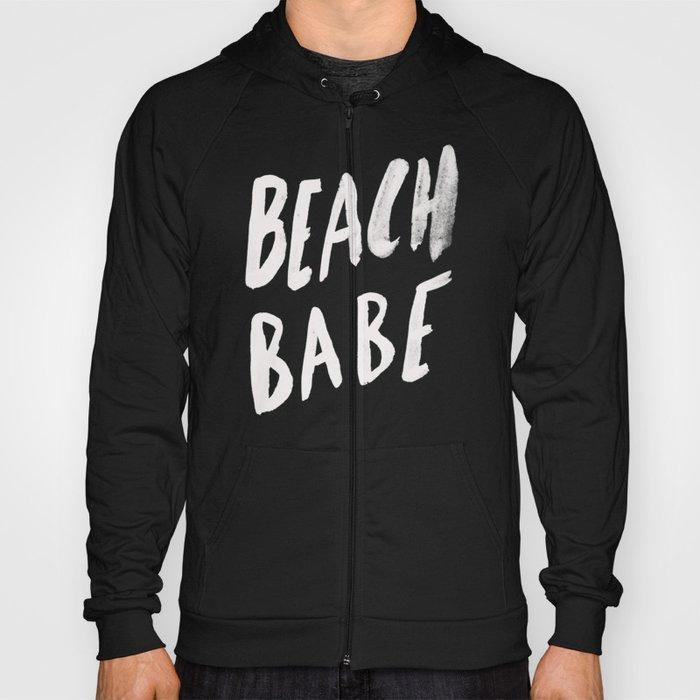 Beach Babe x Teal Hoody
