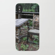 Fine Dining in the Mountains of Colorado Slim Case iPhone X