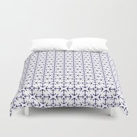 anchors Duvet Covers featuring Anchors by AleDan