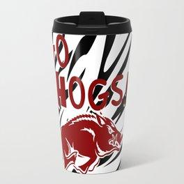 Zebra Hogs Travel Mug