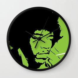 Woodstock Hendrix Wall Clock