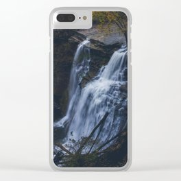 rush Clear iPhone Case