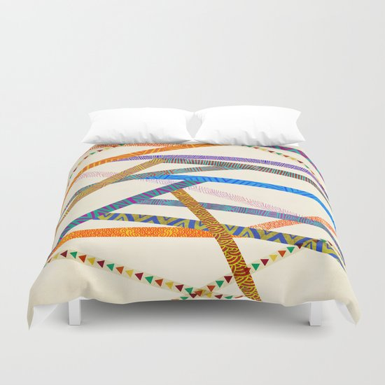 Unparalleled Duvet Cover