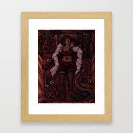The Poison Eater Framed Art Print