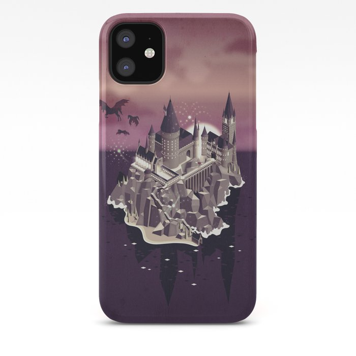 Hogwarts series (year 5 the Order of the Phoenix) iPhone Case by  tanguyleysen