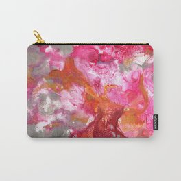 Magenta Explosion Carry-All Pouch