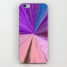 """Silver Moon – Elements"" Painting iPhone Skin"