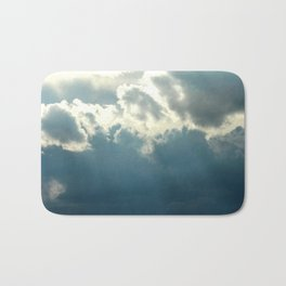 Streaks In The Clouds Bath Mat