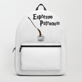 Espresso Patronum design Backpack