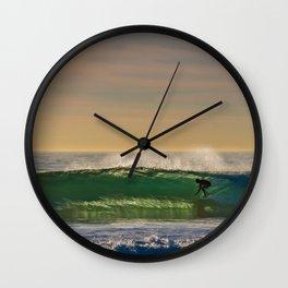 The Green Room Wall Clock