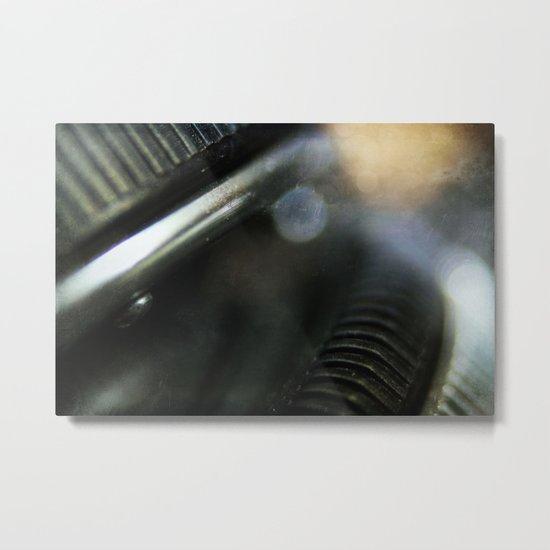Lensbaby Metal Print